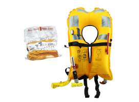 Lalizas Inflatable Lifejacket Delta 150N SOLAS with Light