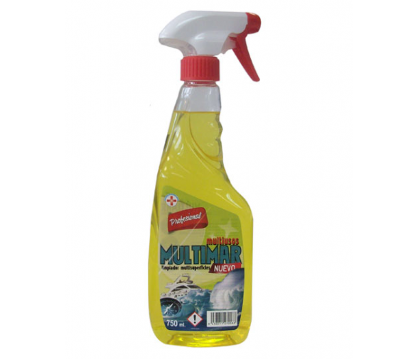750 ml Multimar Multisurfaces Cleaner