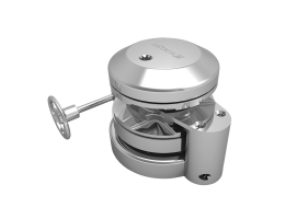 Lofrans Vertical Windlass SX5 Low Profile 3000 W