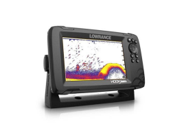 Lowrance Hook Reveal 7 con transductor 83/200 HDI y mapa base