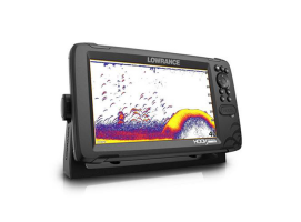 Lowrance Hook Reveal 9 with 50/200 HDI transducer and base map