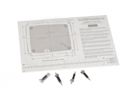Lowrance kit flush mount FM-ME5