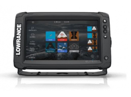 Lowrance GPS Sonda Elite-9 Ti2 ROW Active Imaging 3 in 1
