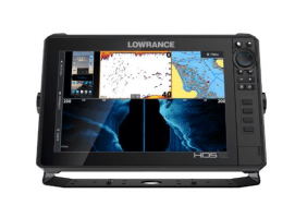 Lowrance GPS Sonda HDS-12 LIVE with Active Imaging 3-1 Transducer - ROW