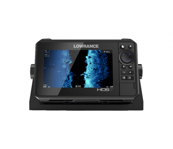 Lowrance GPS Sonda HDS-9 LIVE with Active Imaging 3-1 Transducer - ROW