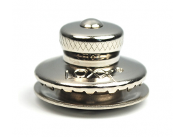 Female Standard brooch Nickel PLated LOXX