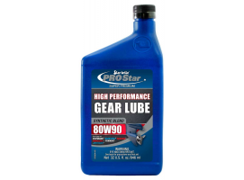 Synthetic Lower Unit Gear Lube Star Brite
