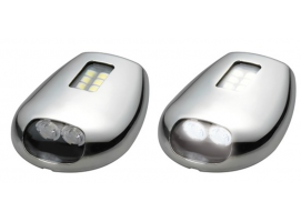 Pair of LED docking lights