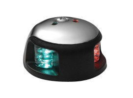 LED Red-Green Stainless Steel Bow Light