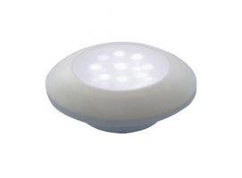 Osculati White Body 9 LED Courtesy Light