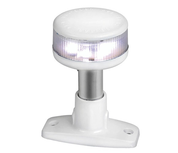 Plastic 360 Degrees Mooring Light with LED Light Source