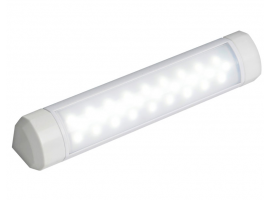 Watertight LED Fluorescent Light Angled Version