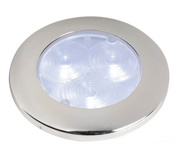 Blue Inox LED Courtesy Light