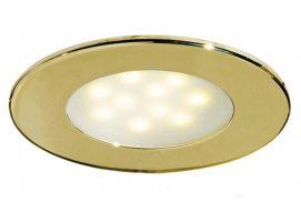 Atria LED Spotlight golden