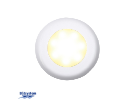 Batsystem Nova White ABS Spotlight LED