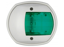 Compact 12 White Body Right Navigation Light