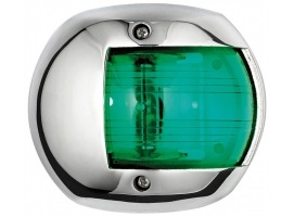 Osculati Stainless Steel Compact 12 Right Navigation Light