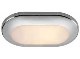 Phad Stainless Steel Spotlight Oval