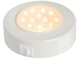 Batsystem Sun White ABS LED Spotlight External Version