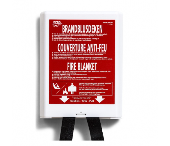 Anti-Fire Protection Blanket