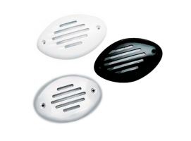Screw-in White ASA Grill Marinco