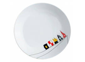 Marine Business Regata Non-Slip Soup Cereal Bowl 6 Un.