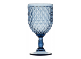 Marine Business Harmony Blue Wine Glass 6u