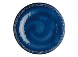 Marine Business Harmony Blue Fat plate Set 6u