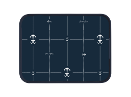 Marine Business Sailor Soul Tray