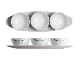 Marine Business Snack Set Polaris