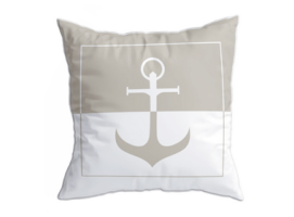 Marine Business Set Anchors Santorini Cushions