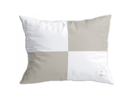 Marine Business Set Flag II Santorini Cushions