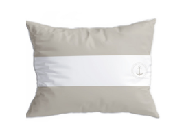 Marine Business Set Flag I Santorini Cushions