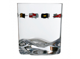 Marine Business Regata Water Glass 6 Un.