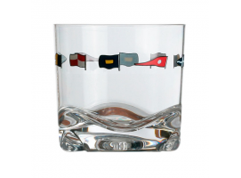 Marine Business Regata Wine Glass 6 Un.