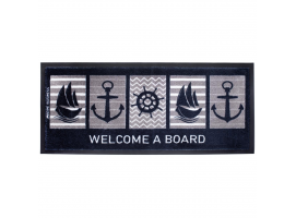 Marine Business Welcome Non-slip Carpet for Boats