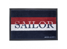 Marine Business Welcome Non-slip Carpet Sailor