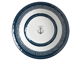 Marine Business Salad Bowl