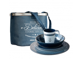 Marine Business Tableware Set 6 Services