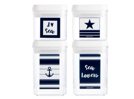 Marine Business Canister Set Sea Lovers