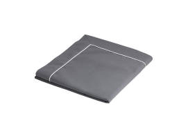 Marine Business Tablecloth 115X100 Dark Grey Waterproof