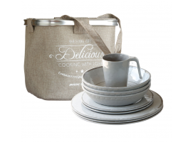 Marine Business Tableware Pack 6 Services