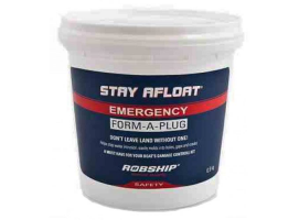 Stay Afloat Emergency Form A Plug