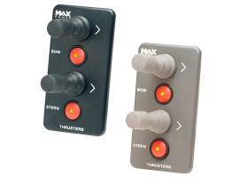 Maxpower Thruster Joystick Double Control Panel