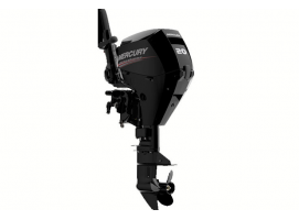 Mercury Outboard Motor F20EL Efi Electric Start Long Shaft