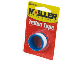 1/2 Inche Wide Thread Sealing Tape