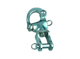 Vinox Snap Shackle with Forging Swivel Jaw