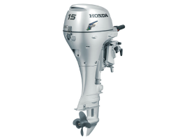 Honda Marine Outboard Motor 15 CV Short Shaft