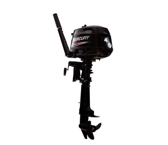 Mercury F 4 ML Outboard Long Shaft