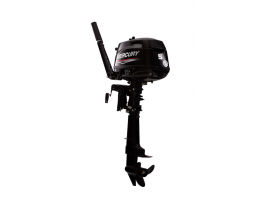 Mercury F 5 M Outboard Manual Start Short Shaft